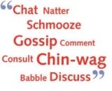 CHIN-WAGGIN'