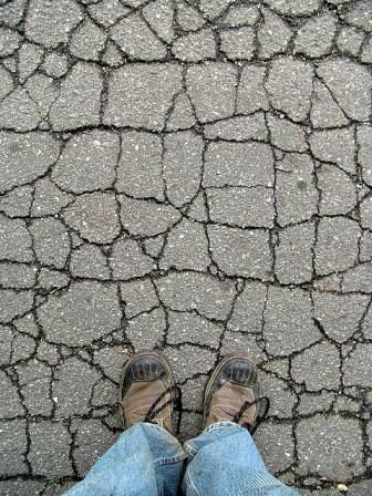 paved