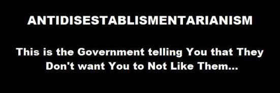 antidisestablishment